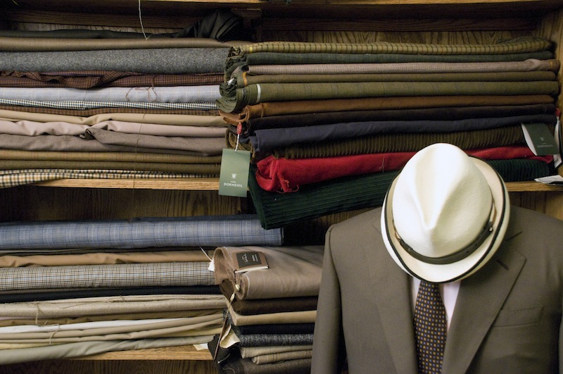 Field Custom English Tailors